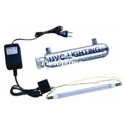 Sterilizator clasic pentru apa rece in/out 1/4'' tol