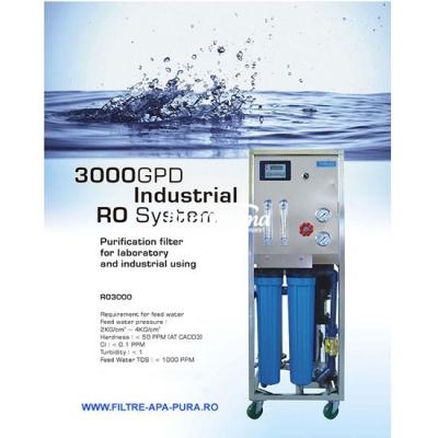 AO - ID3000GPD (~ 11.000 litri/zi)