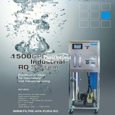 AO - ID1500GPD (~ 5.500 litri/zi)