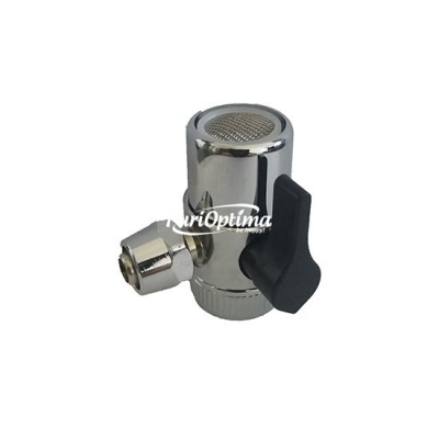Robinet adaptor/admisie filtru