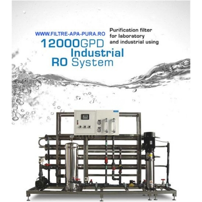 AO - ID12000GPD (~ 45.000 litri/zi)