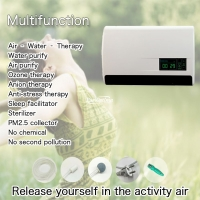 Purificator de apa / aer 3in1 fara consumabile
