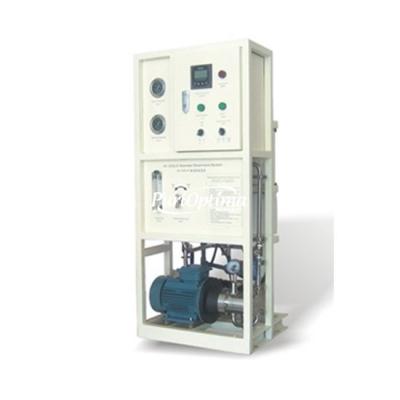 Instalatii de desalinizare pentru diverse debite