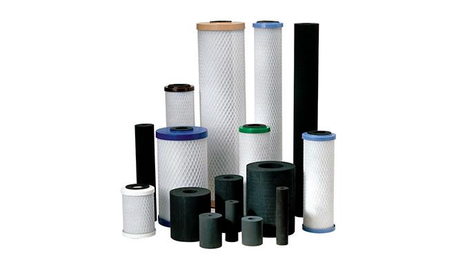 Filtre de schimb pentru instalatii de tratare a apei